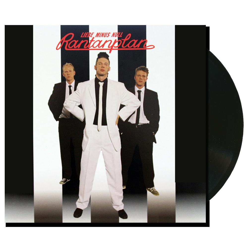 Rantanplan Liebe Minus Null Vinyl Hamburg Records