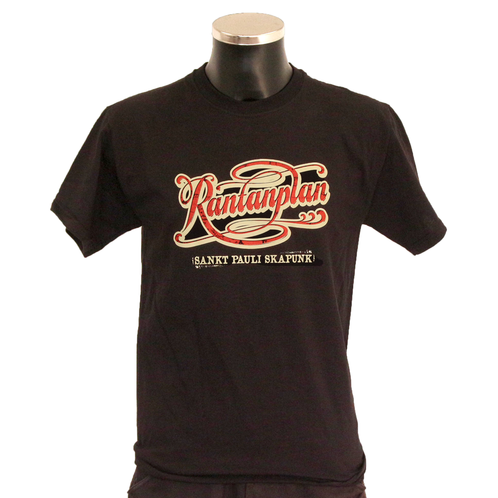 rantanplan 39 sankt pauli skapunk 39 t shirt hamburg records. Black Bedroom Furniture Sets. Home Design Ideas