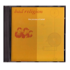 BAD RELIGION 'Process of Belief' CD