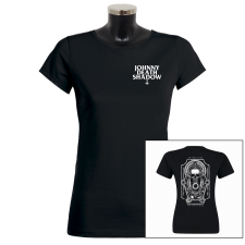 JOHNNY DEATHSHADOW 'Eyemouth' Girlie-Shirt