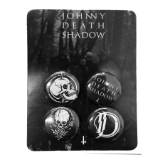 JOHNNY DEATHSHADOW 'Button-Set'