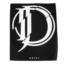 JOHNNY DEATHSHADOW  'JD' Backpatch