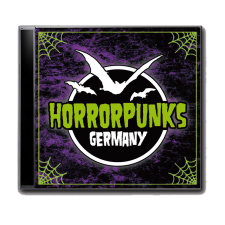 JOHNNY DEATHSHADOW 'Various - Horrorpunks Germany' CD