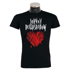 JOHNNY DEATHSHADOW 'Dead End Romance' Girlie-Shirt