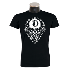 JOHNNY DEATHSHADOW 'Bleeding Hearts' T-Shirt