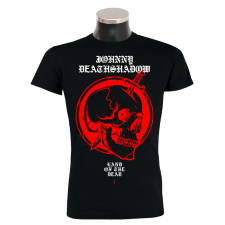JOHNNY DEATHSHADOW 'Land Of The Killed' T-Shirt