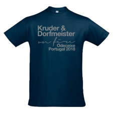 K&D 'on fire' limited edition T-Shirt