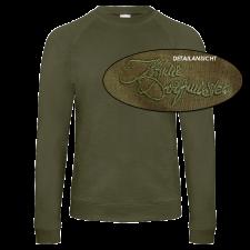 K&D original G Stone 'typo embroidered' Sweater