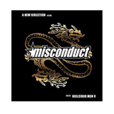 MISCONDUCT 'A New Direction - 15 YRS' CD