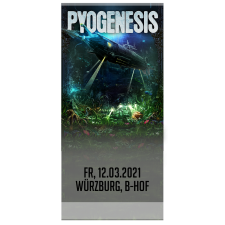 PYOGENESIS '12.03.2021 Würzburg' Ticket
