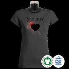 RANTANPLAN 'Licht und Schatten Tour 2018' Girlie-Shirt