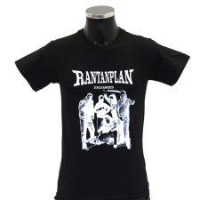 RANTANPLAN 'Unleashed' T-Shirt
