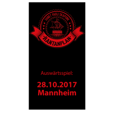 RANTANPLAN '28.10.2017' Mannheim