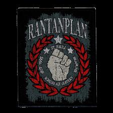 RANTANPLAN 'Scheiss auf gestern' Aufnäher