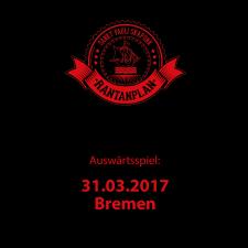 RANTANPLAN '31.03.2017' Bremen Ticket