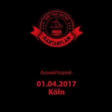 RANTANPLAN '01.04.2017' Köln Ticket
