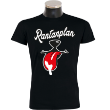 RANTANPLAN 'Ein Shirt namens Schnauze' T-Shirt schwarz