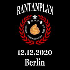RANTANPLAN '25 Jahre Drauf Geschissen Tour' 12.12.2020 Berlin