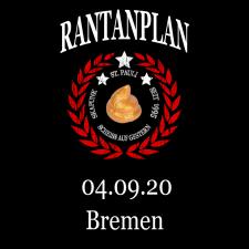 RANTANPLAN '25 Jahre Drauf Geschissen Tour' 04.09.2020 Bremen
