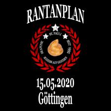 RANTANPLAN '25 Jahre Drauf Geschissen Tour' 15.05.2020 Göttingen