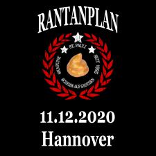 RANTANPLAN '25 Jahre Drauf Geschissen Tour' 11.12.2020 Hannover