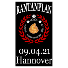 RANTANPLAN '25 Jahre Drauf Geschissen Tour' 09.04.2021 Hannover