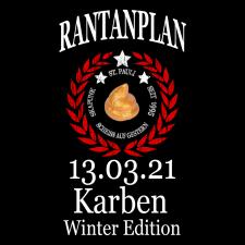 RANTANPLAN '26 Jahre Drauf Geschissen Tour' 13.03.2021 Karben Winter Edition Ticket