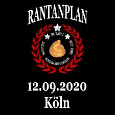 RANTANPLAN '25 Jahre Drauf Geschissen Tour' 12.09.2020 Köln