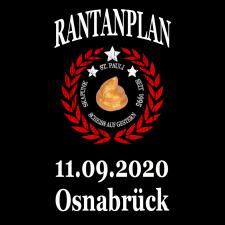 RANTANPLAN '25 Jahre Drauf Geschissen Tour' 11.09.2020 Osnabrück