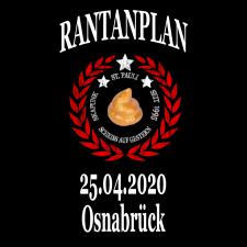 RANTANPLAN '25 Jahre Drauf Geschissen Tour' 25.04.2020 Osnabrück