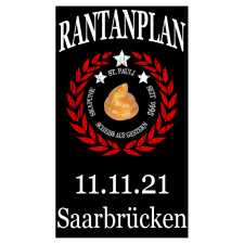 RANTANPLAN '25 Jahre Drauf Geschissen Tour' 11.11.2021 Saarbrücken