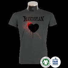 RANTANPLAN 'licht und Schatten Tour 2018' T-Shirt