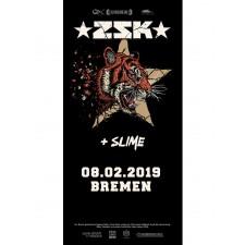 ZSK Eintrittskarte '08.02.19 Bremen'
