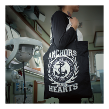 ANCHORS & HEARTS 'Heart & Soul' Bag