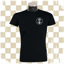 ANCHORS & HEARTS 'World-Logo' T-Shirt