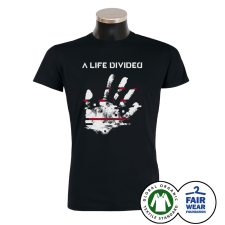A LIFE DIVIDED 'Hand' T-Shirt