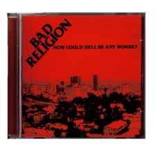 BAD RELIGION 'How could hell be any worse' CD