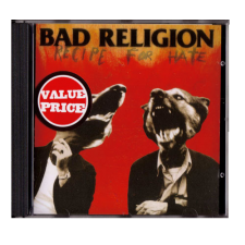 BAD RELIGION 'Recipe for Hate' CD