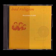 BAD RELIGION 'Process of Belief' CD
