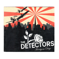 THE DETECTORS 'Twentyone Days' CD