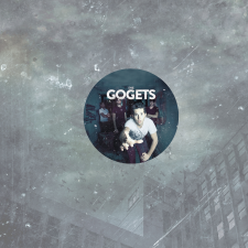 THE GOGETS 'Band' Button