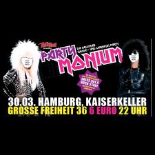 '30.03.2019 PartyMonium Hamburg' Ticket