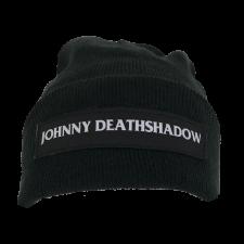 JOHNNY DEATHSHADOW 'Schriftzug' Beanie black