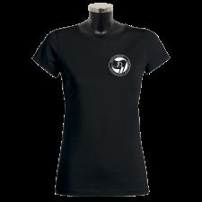 JOHNNY DEATHSHADOW 'Anti-Fascist' Girlie-Shirt