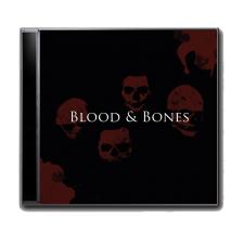 JOHNNY DEATHSHADOW 'Blood&Bones' EP