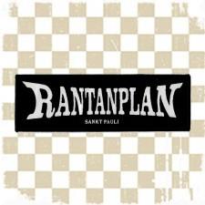 RANTANPLAN 'Logo' Aufnäher