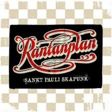RANTANPLAN 'Sankt Pauli Skapunk' Aufnäher
