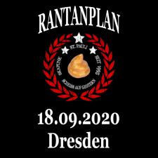 RANTANPLAN '25 Jahre Drauf Geschissen Tour' 18.09.2020 Dresden