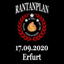 RANTANPLAN '25 Jahre Drauf Geschissen Tour' 17.09.2020 Erfurt