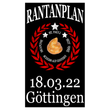 RANTANPLAN '25 Jahre Drauf Geschissen Tour' 18.03.2022 Göttingen